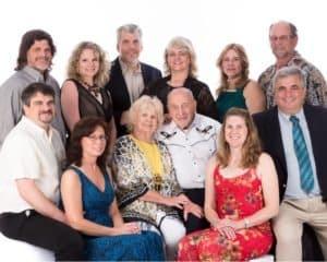 whole family portrait cruise