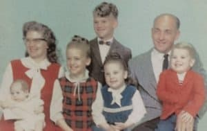 Dawson family before LeAdam