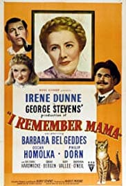 Movie review, I Remember Mama