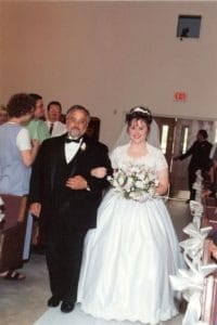 wedding, dad-daughter, love of father