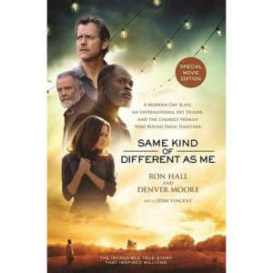 movie poster - Same Kind of Different as ME
