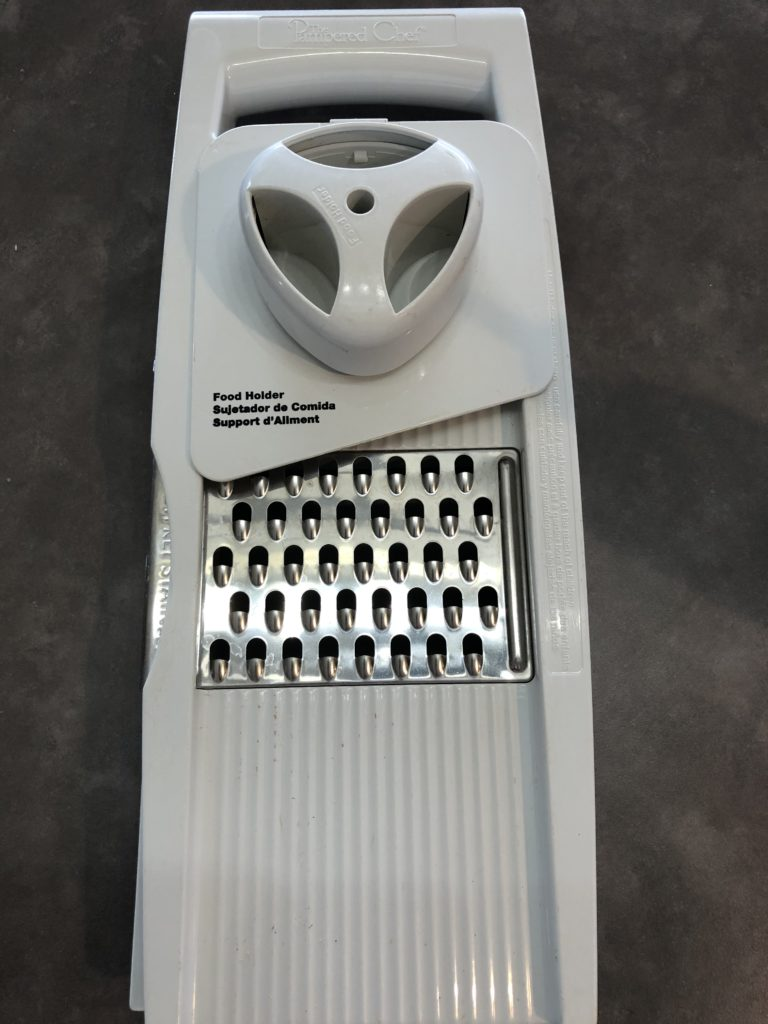 madoline for slicing, shredding, cutting