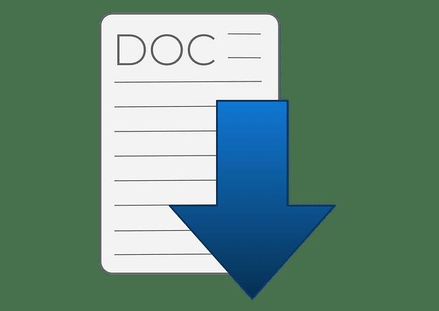 Download letter