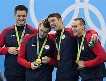 Rio 2016 Olympics Swim Team