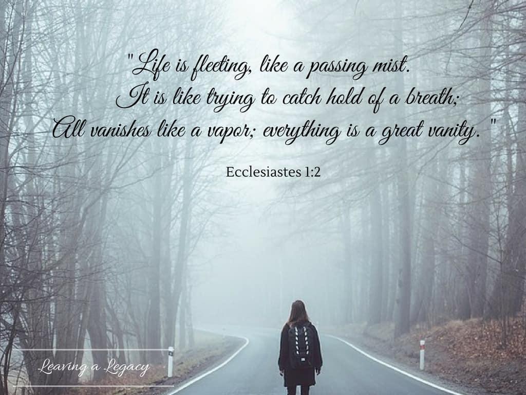 Ecclesisates 1:2