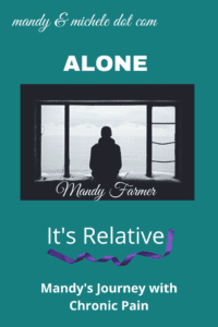 Alone is relative