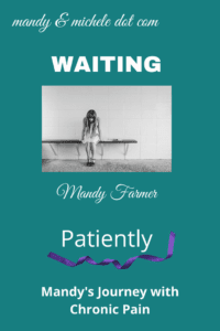 waiting patiently
