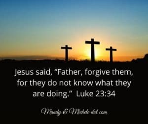 Where the Light Fell #forgiveness