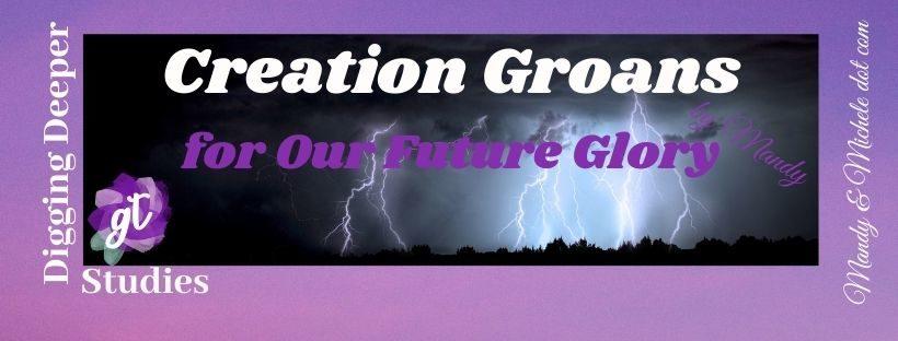 creation groans