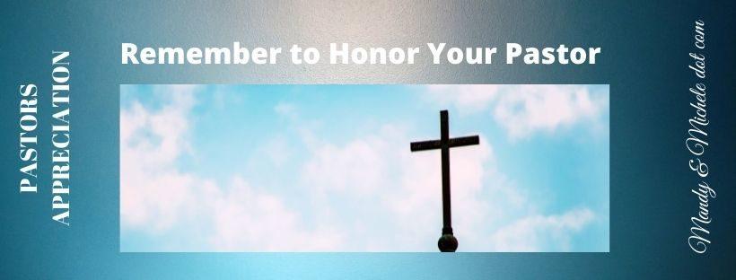 pastors appreciation