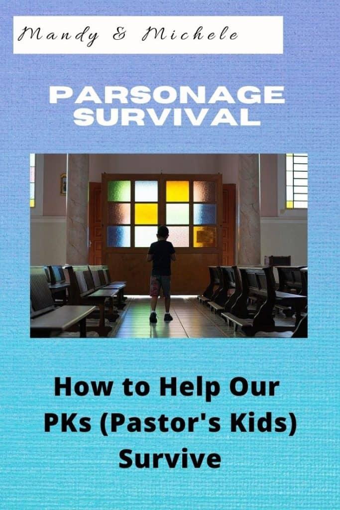 Parsonage Survival  #PKs #parsonage
